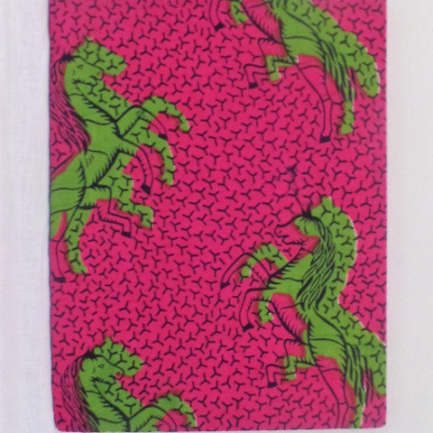 Green & Fuchsia Ankara Print Home/Wall Decor - Ankara Boutique