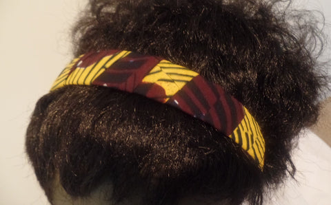 Ankara Headband - Ankara Boutique