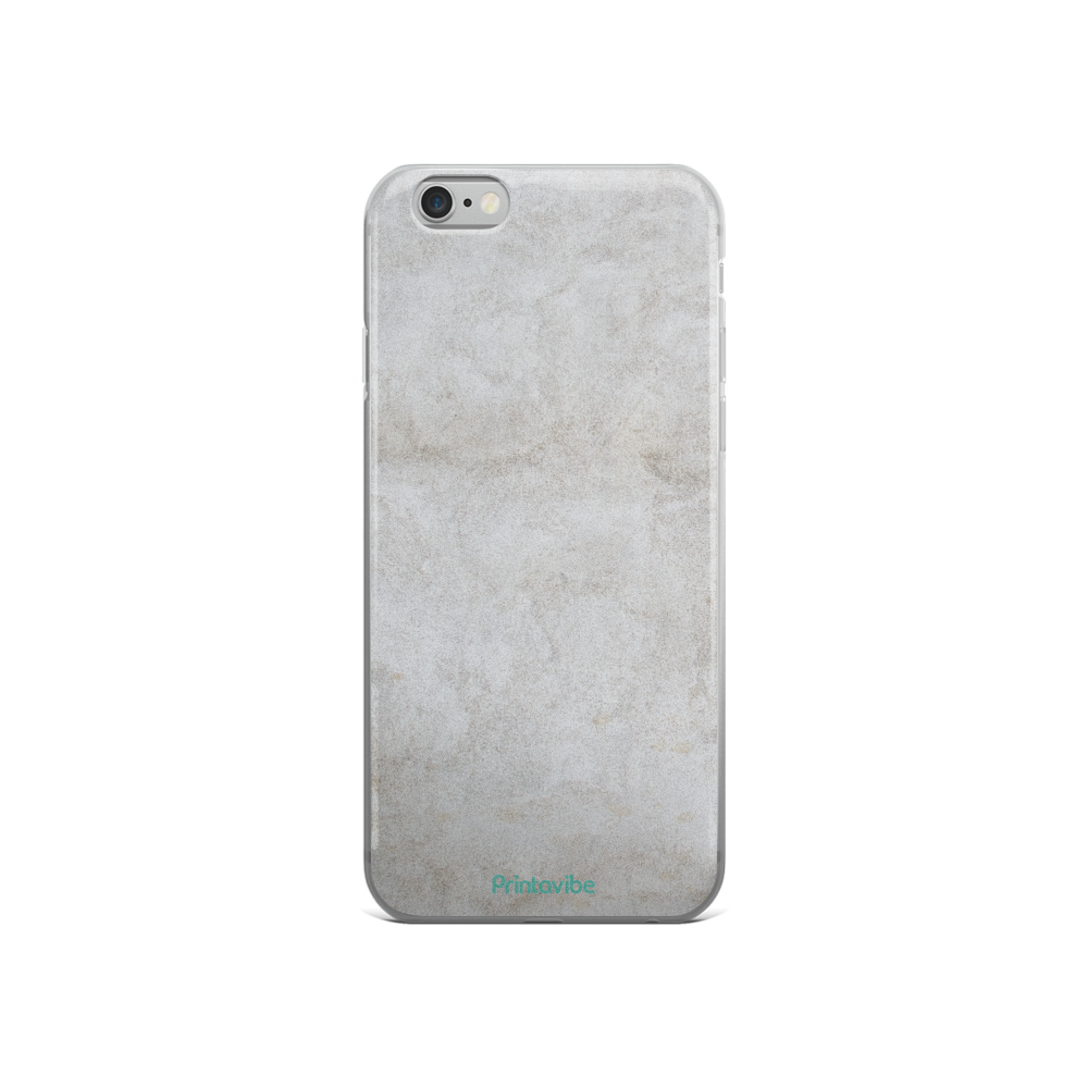 Concrete iPhone Case - Phone Case | Printavibe.com