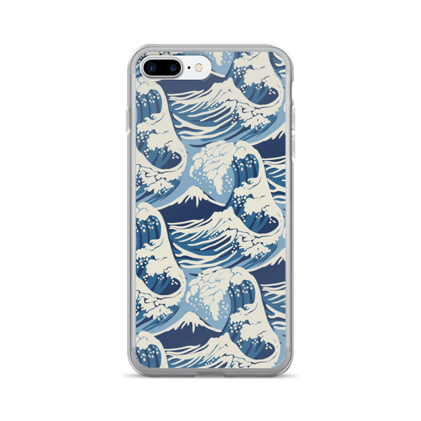 Great Waves iPhone Case