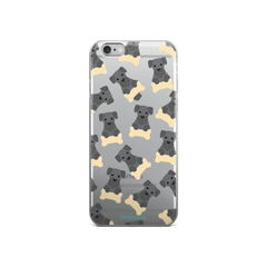 Giant Schnauzer iPhone Case - Phone Case | Printavibe.com