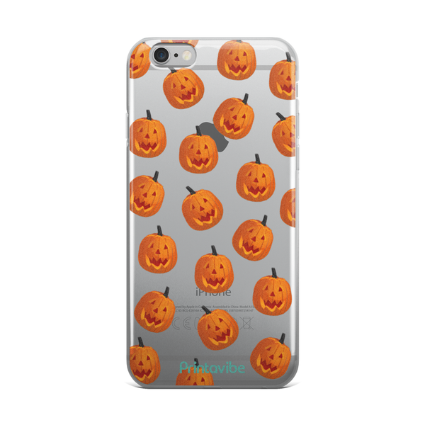 All the Pumpkins iPhone Case