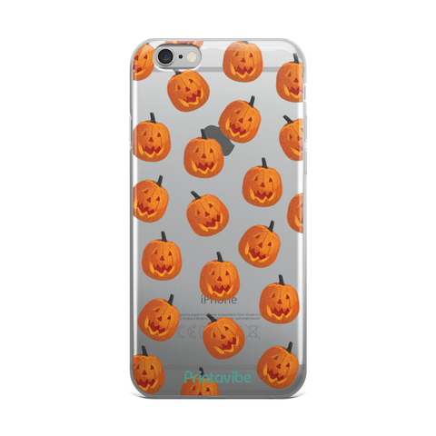 All the Pumpkins iPhone Case - Phone Case | Printavibe.com