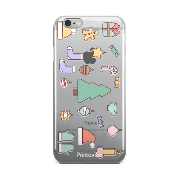 Christmas Feels iPhone Case