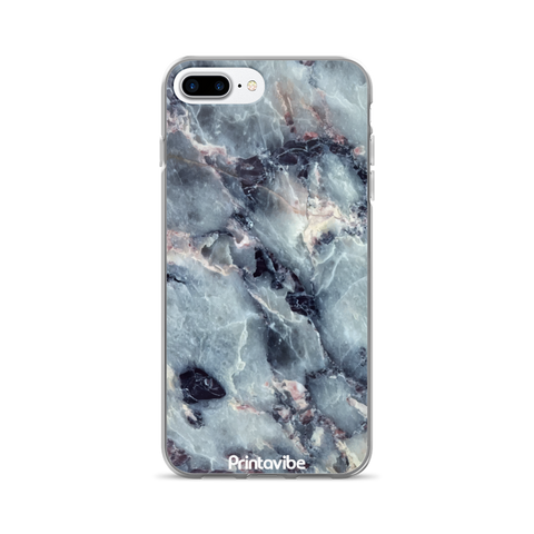 Black Marble iPhone Case - Phone Case | Printavibe.com
