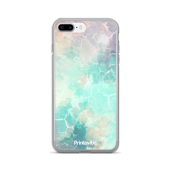 Pastels Watercolour iPhone Case
