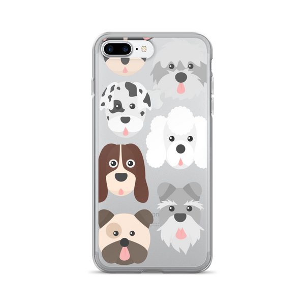 Dog Collection iPhone Case