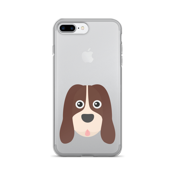 Brown Spaniel iPhone Case