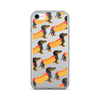 Hot Dog Dachshund iPhone Case