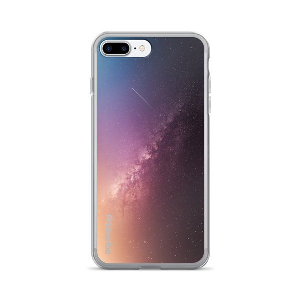 Cute Milky Space iPhone Case