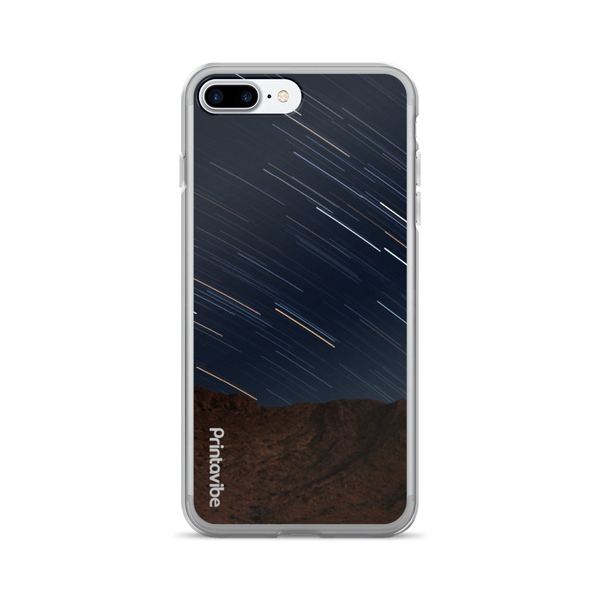 Mountain Star Lapse iPhone Case