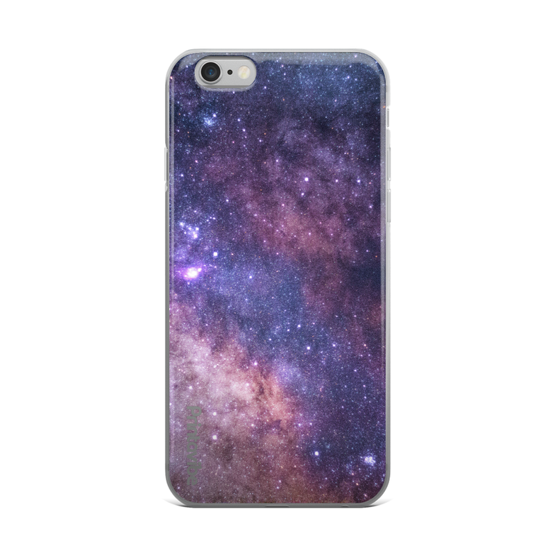 Pink Galaxy iPhone Case - Phone Case | Printavibe.com