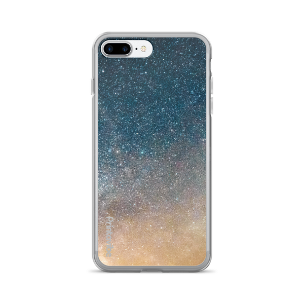 Warm Stars iPhone Case
