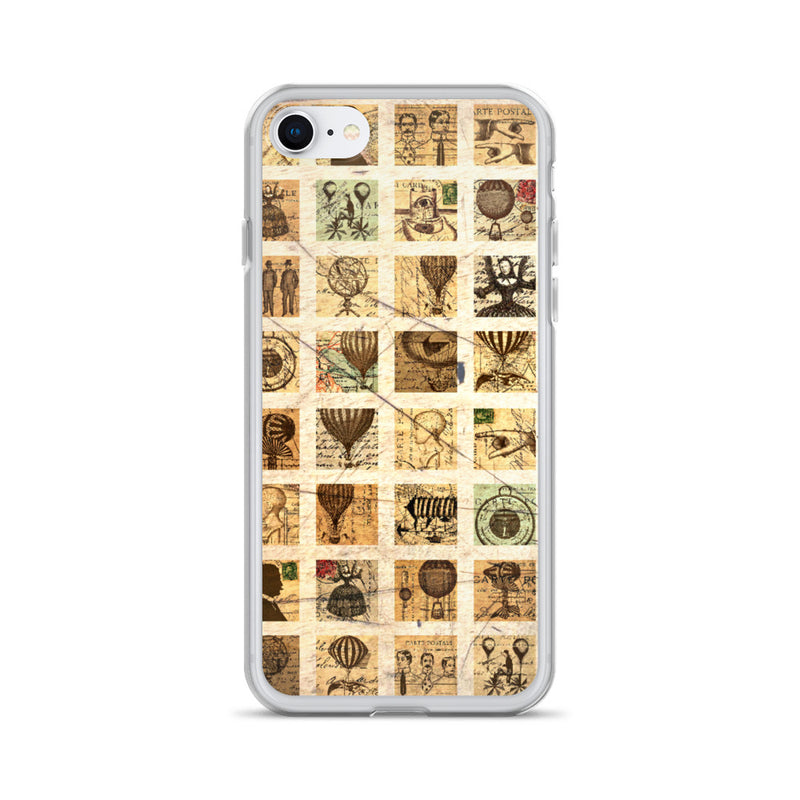 Steampunk Art iPhone Case