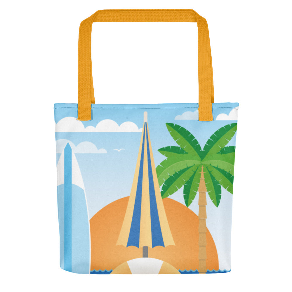 Summer Vacation Tote bag