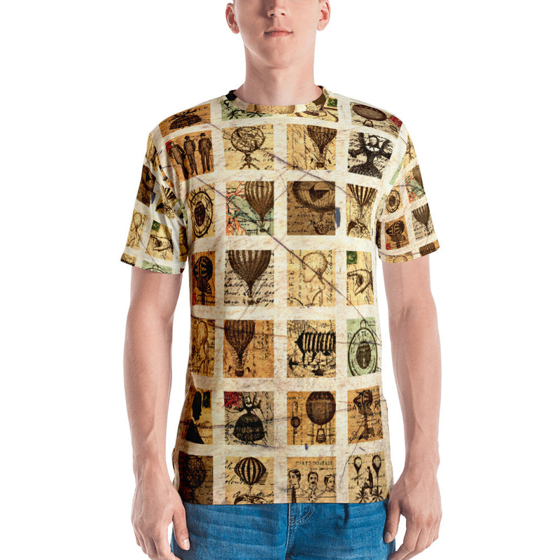 Steampunk Prints Men's T-shirt