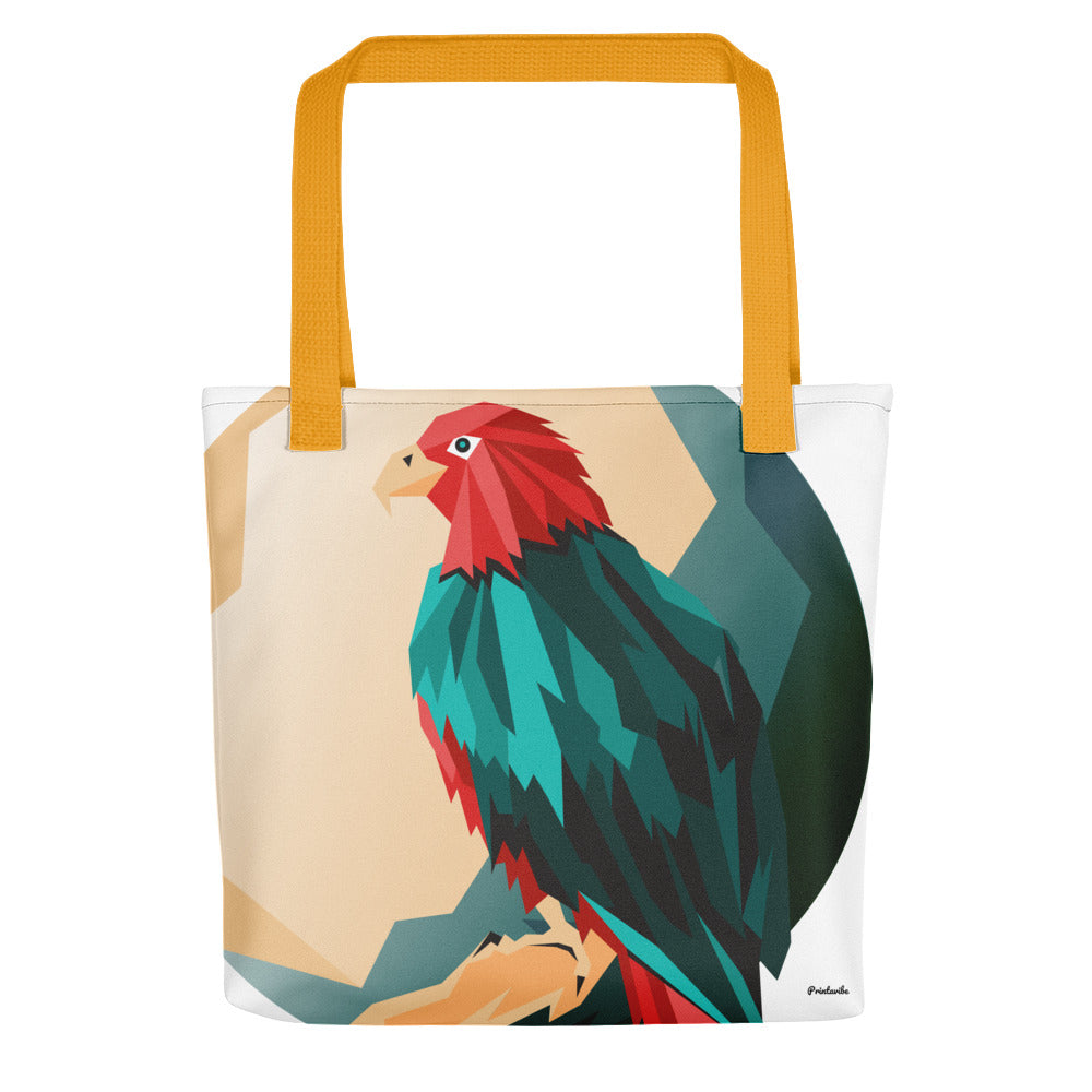 Colorful Bird Tote bag