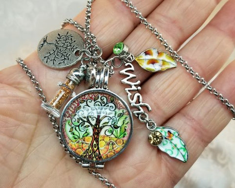 Tree of Life - Wearable Wish - created by Captured Wishes