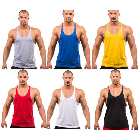 7 Colors Active Casual Tops Tees Sleeveless O-Neck Tops - iWaaant.it - Shopping Made Easy & Fun