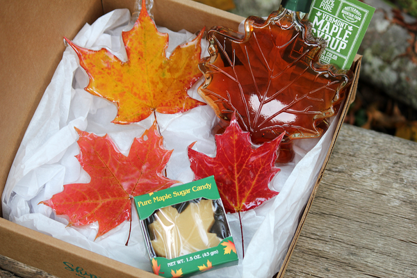 Fall Gift Box - Large Syrup
