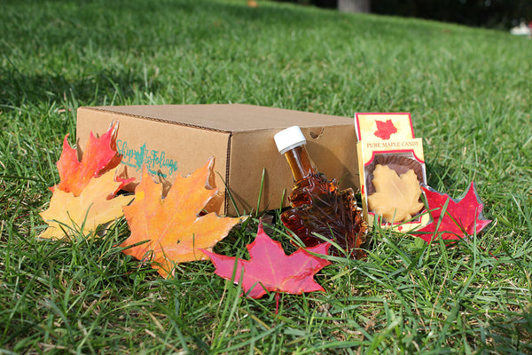 5-leaf Fall Gift Box