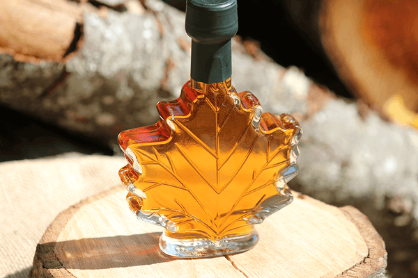5-Leaf Fall Gift Box + Maple Sugar Shaker