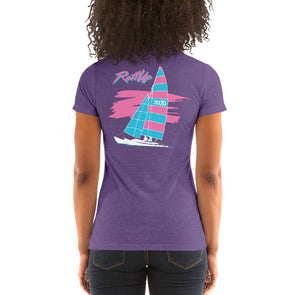 RaftUp Miami 2020 Ladies' short sleeve t-shirt