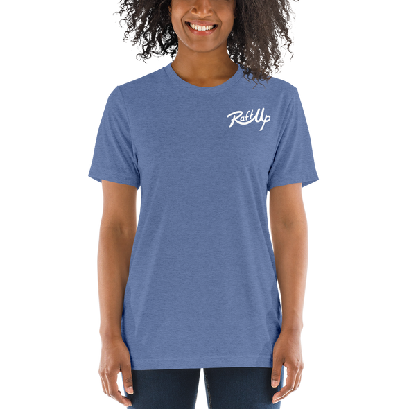 RaftUp Buffalo National River Ladies' Short sleeve t-shirt
