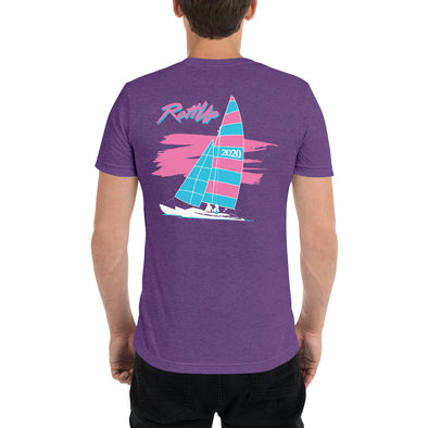 RaftUp Miami 2020 Mens' Short sleeve t-shirt