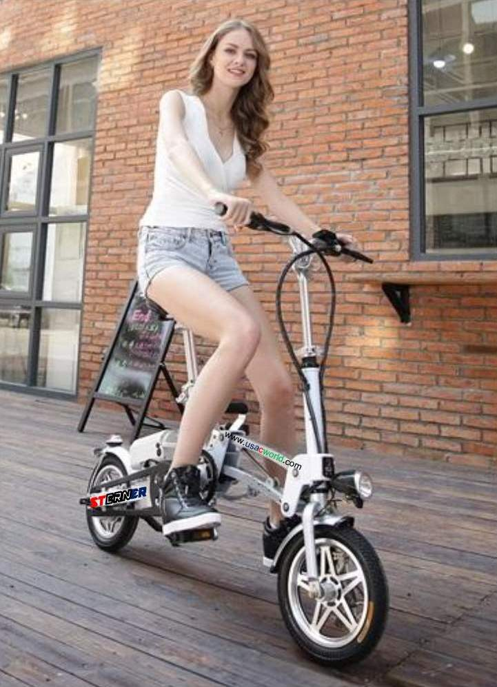 Urban City's Best Friend - Sterner Electric Bikes