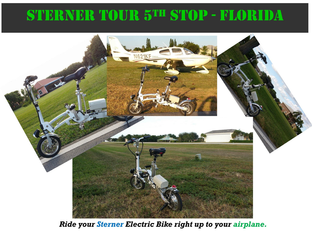 Sterner Tour 5th Stop - Florida