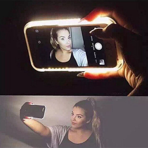 LIGHT UP YOUR CELL PHONE CASE (FOR IPHONE)