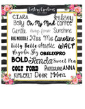 Mrs. Name Decal With Diamond Ring | Monogram Decal |