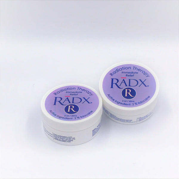 Radx R - 2 oz with 2% Lidocaine-Brand New 2 oz. Jar. New formula upgrade for 2019. Still only $24 with free shipping to U.S. and territories/APO