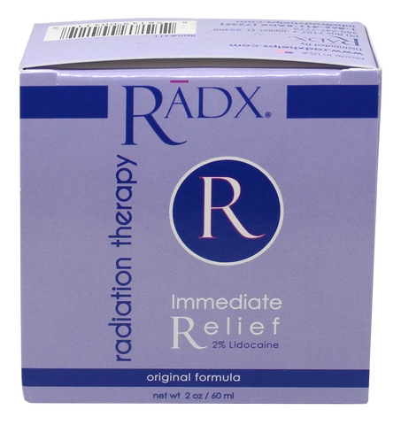 Radx R - 2 oz with 2% Lidocaine HCL- 2 oz. Jar. New formula upgrade made in 2019. Now only $15 with free shipping to U.S. and territories/APO