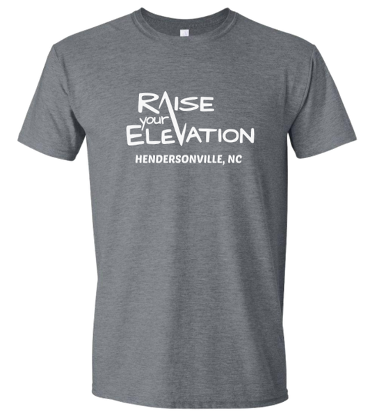 Raise Your Elevation - Hendersonville Tshirt