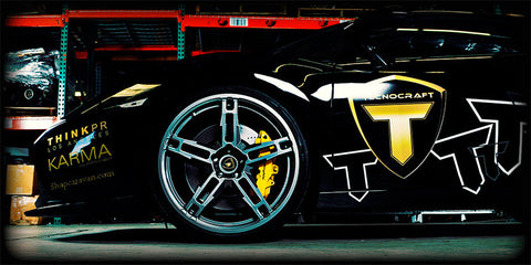 Tecnocraft Lamborghini Gallardo Smoked Side Markers