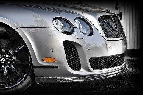 Tecnocraft Bentley Supersports Front Bumper Splitter