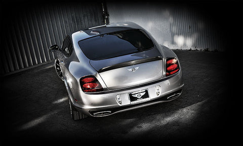 Tecnocraft Bentley SuperSports Trunk Spoiler
