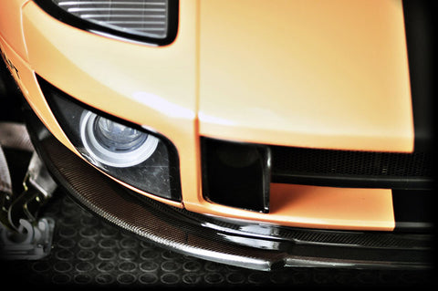 Tecnocraft Ford GT Dry Carbon Front Splitter / Diffuser