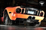 Tecnocraft Ford GT Dry Carbon Fiber Rear Diffuser