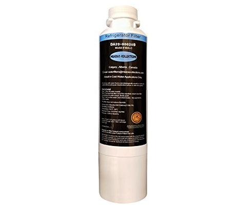 Samsung Da29-00020b Refrigerator water filter Replacement By  MIARA'S