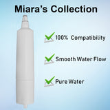 LG LT 600 Refrigerator Water Filter Replacement by MIARA`S Collections
