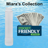 Bypass Cartridge EPTWFU01 For Your Fridge by MIARA`s Collections