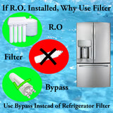 WF2CB/469911 Water Filter Compatible Replacement for Refrigerator