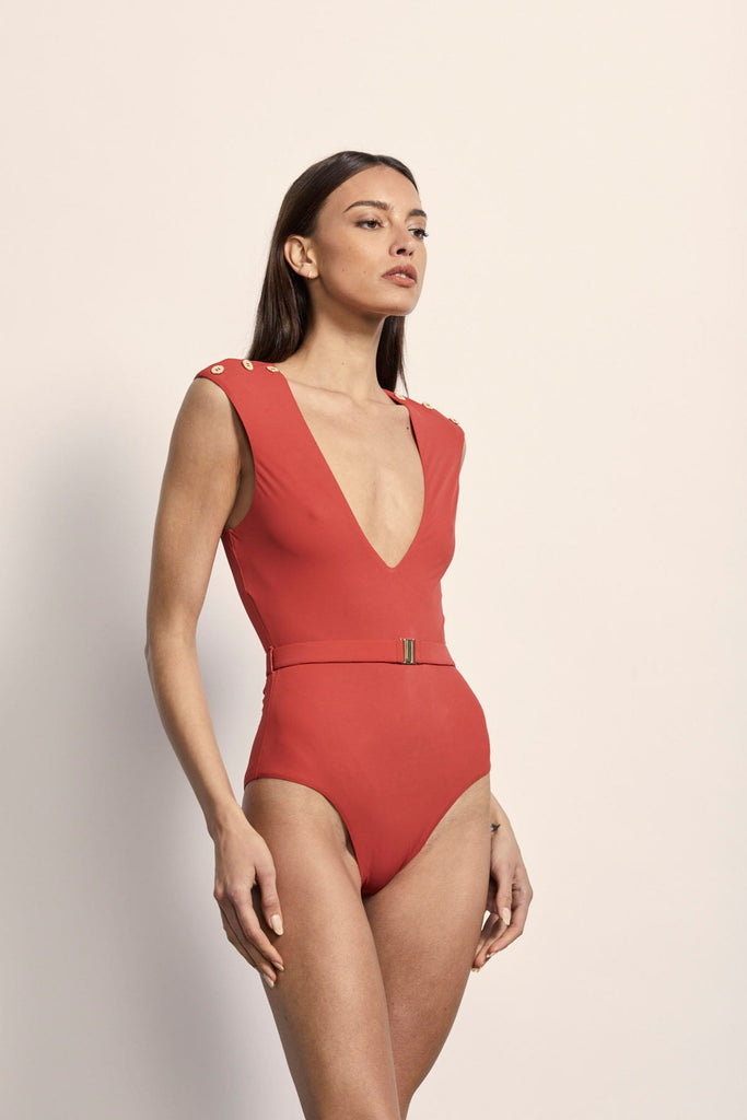 Fantine Maillot - Rouge