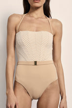 Freckle Knotted Crop