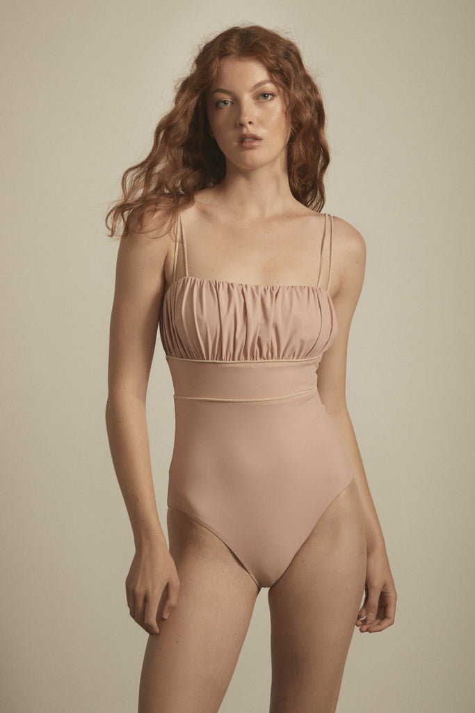 Manon Maillot - Dusty Pink