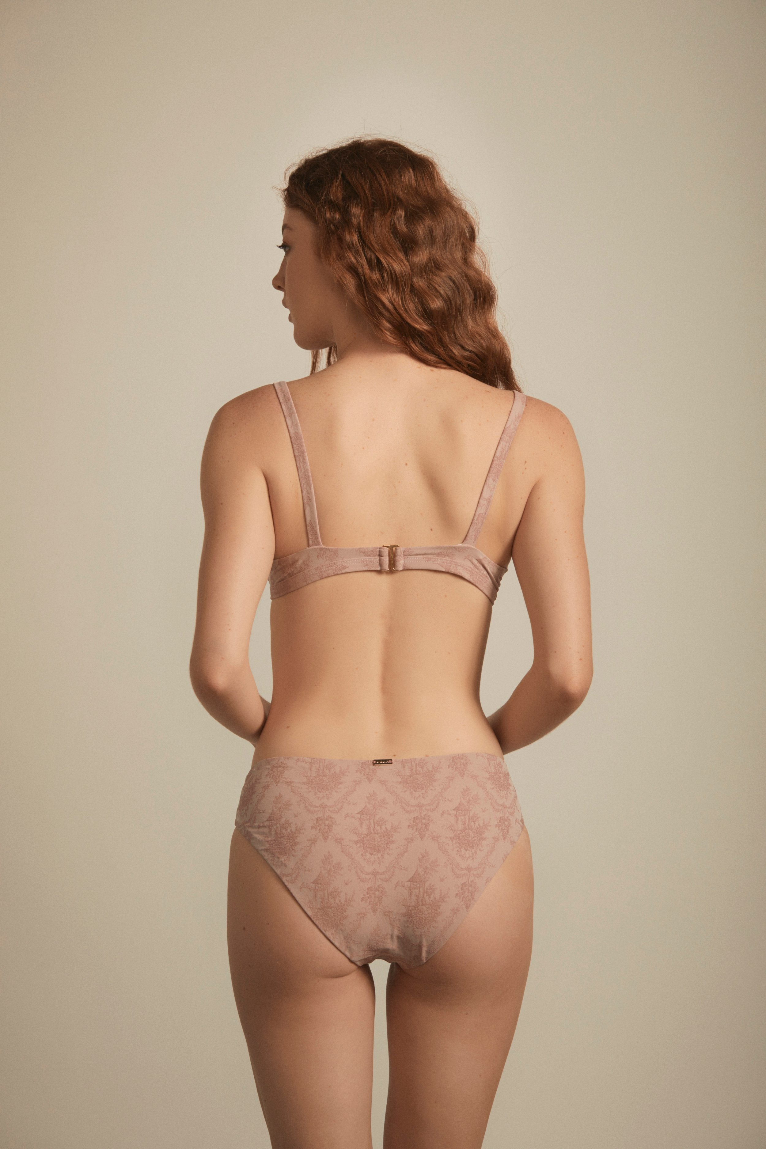 Jenette Bottoms - Pink Toile