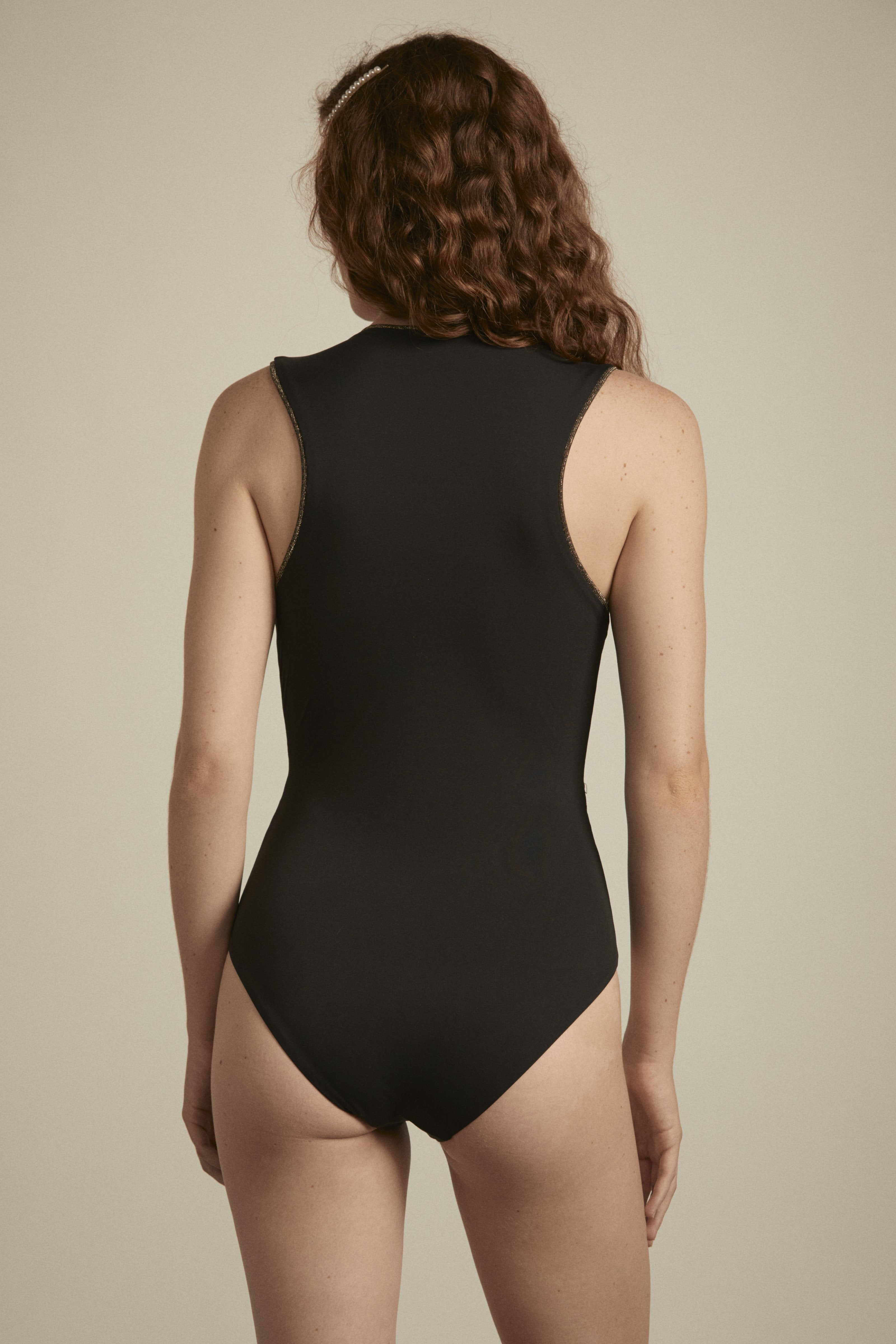 Marie Maillot - Black